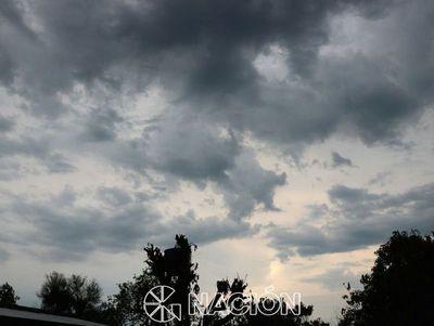 Lluvias, tormentas eléctricas, vientos de hasta 80 km/h sobre el Chaco y Región Oriental
