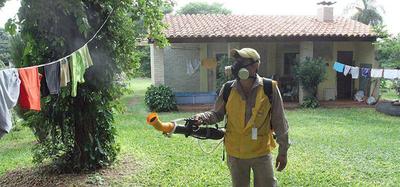 Menos notificaciones de casos sospechosos de dengue, zika y chikungunya