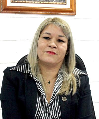 Zunilda Ocampos vuelve a la unidad de medio ambiente donde no hizo nada
