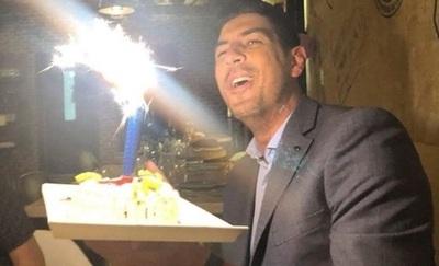 Chiche Corte Así Celebró Sus 34 Años