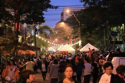 Música, arte y cultura son los atractivos por el aniversario Nº 481 de Asunción