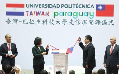 """""""Taiwán es el mejor amigo de Paraguay"""""""