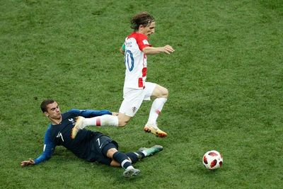Supercopa europea, vitrina para Griezmann y Modric antes del Balón de Oro