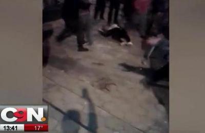 Un joven de 17 años fue atacado a machetazos