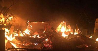 Diez mujeres mueren en incendio en hogar de ancianos en Chile