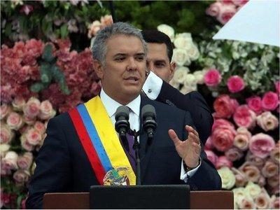 Presidente colombiano también asistirá a investidura de Marito