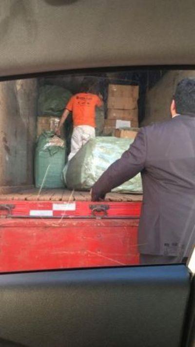 En megaoperativo contra la piratería, requisan productos falsificados por US$ 1.800.000 en CDE