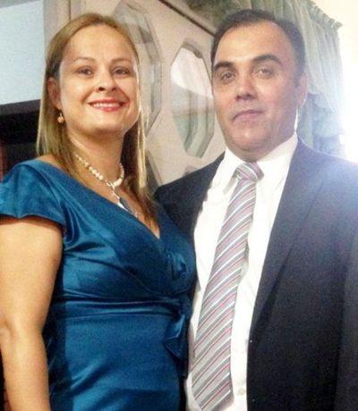Prófugo Díaz Verón posee una estancia en la frontera con Argentina