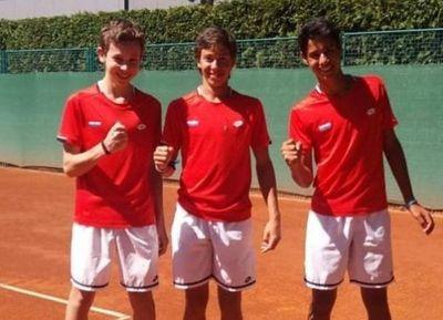 Paraguay, entre los cuatro mejores en Mundial de Tenis Junior