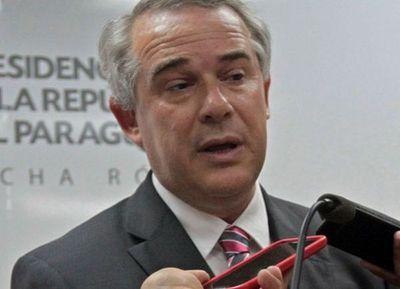Confirman el fallecimiento del ministro Luis Gneiting y los otros tres tripulantes que viajaban en la avioneta