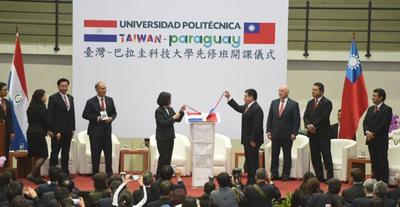 Universidad  Taiwán-Paraguay