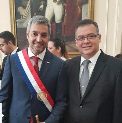 Julio Ullón será el jefe de gabinete de Marito