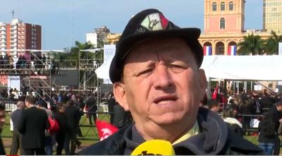 ¿Qué pide la ciudadanía al presidente Mario Abdo?