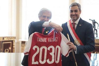 Comprometido con el Mundial 2030
