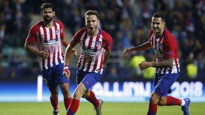 Atlético rompe racha ganadora del Real y se queda con la Supercopa de Europa