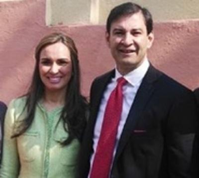Esposa de 'Beto' Ovelar irá a Itaipú y tendrá un jugoso salario