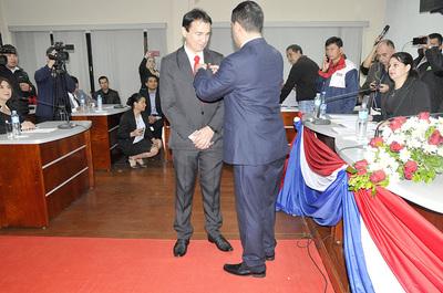 Cabañas es electo presidente de la Junta y zacariistas no integran comisión directiva