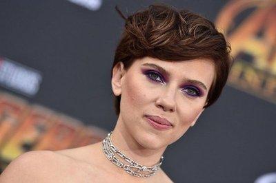 Scarlett Johansson, la actriz mejor pagada del año