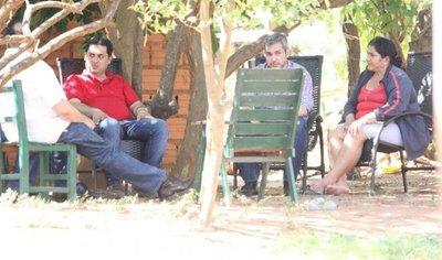 Abdo Benítez se reunió con familiares de secuestrados