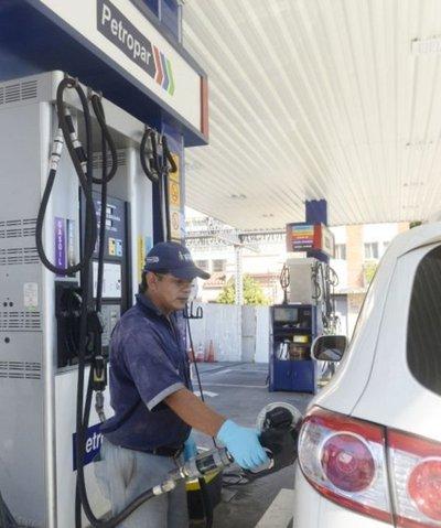 Petropar está con escaso stock de gasoíl, advierten