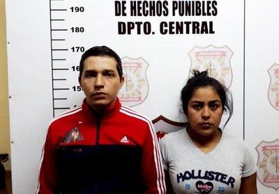 Capturan a una pareja de microtraficantes con crack