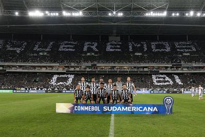 Nacional dice adiós  a la Sudamericana