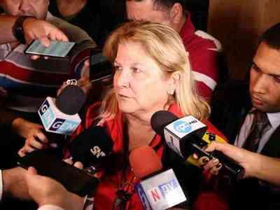 Fiscalía allanó la vivienda de Javier Díaz Verón
