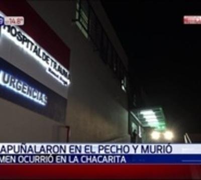Hombre muere apuñalado en Asunción