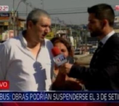 Fernandinos afectados por metrobús: No permitiremos que nos dejen así