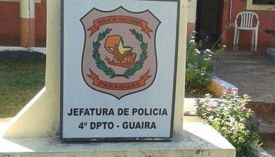 Nueva Dirección de Policía en Guairá