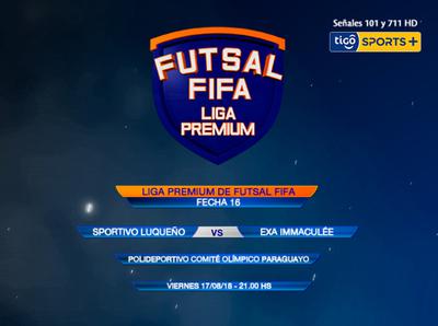 Liga Premium de futsal FIFA