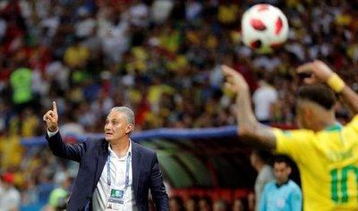 Las novedades en primera lista de Tite tras el Mundial de Rusia