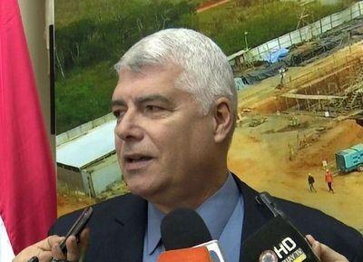 El ministro de Obras Públicas instala mesa de crisis por la suspensión de las obras del metrobús