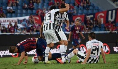 Cerro Porteño empata y desaprovecha oportunidad de acercarse