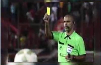 Éber Aquino es elegido árbitro del Superclásico