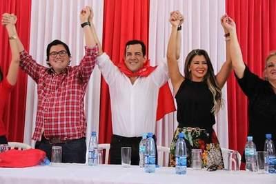 Marly Figueredo, la primera dama del Guairá, firme como aspirante política?