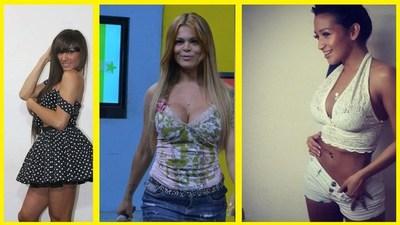 """Modelos, travestis y mediáticos en una nueva propuesta televisiva """"Los Reyes de la Noche""""."""