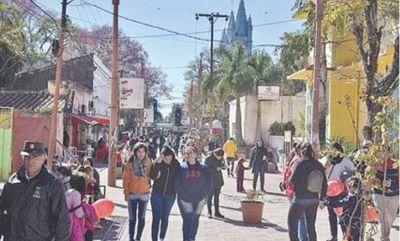 San Lorenzo cumple hoy 243 años y ciudadanos piden orden y obras