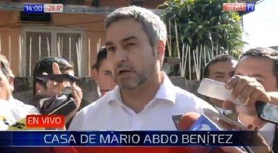 """""""Toda esa indignación quiero convertir en esperanza"""", dice Marito"""
