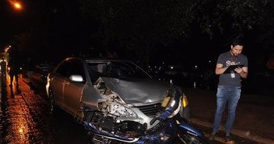 Imputan a automovilista por homicidio culposo