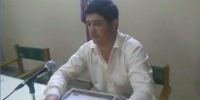 Rechazaron por prescripción acción del concejal Aldo Leiva contra su suspensión