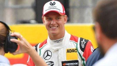 Mick Schumacher ganó en Silverstone
