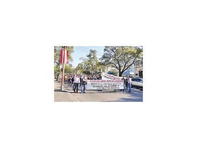 Sindicalistas reclaman cambio de las autoridades en  Essap