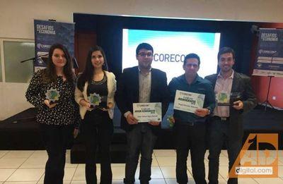 UEMS Ponta Porã: Curso de Ciências Econômicas é premiado pelo Corecon-MS