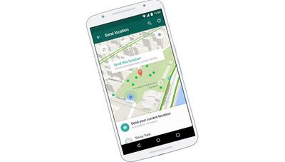 Whatsapp ha anunciado una nueva función para que los usuarios puedan compartir su ubicación actual.