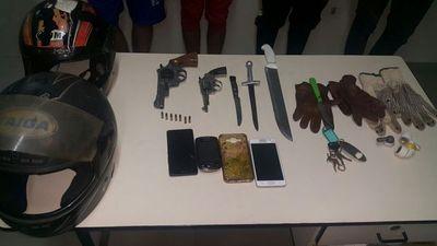 Más casos de asalto a mano armada en Capiatá, esta vez, a un militar