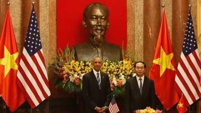 Obama anuncia el final del embargo militar a Vietnam