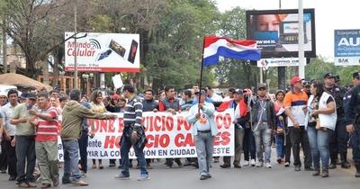 Sandra exige a la fiscalía que garantice seguridad de la ciudadanía