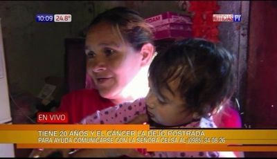 Familia de San Lorenzo implora la ayuda de la ciudadanía