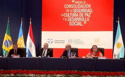 Declaración final de la XVIII Cumbre Judicial Iberoamericana